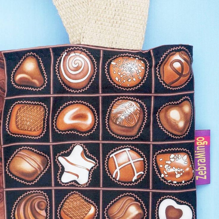 Love Chocolate?🍫This handy Bag-in-a-bag is deal for the chocaholic😆 from @zebramingocrafts 💙www.zebramingo.co.uk  #chocaholic #chocolatelover #chocolateheaven #chocolatefactory #chocolates #praline #totebags #sundayfun #smallbiz #mycreativebiz #makersgonnamake #hellosmallshop #creativelifehappylife #handsandustle #tnchustler #creativeentrepeneur #girlboss #brandchat #creativepreneur #socialbusiness #designer #etsysellers #smallshop #graphics #creative #minimalove #art #designwork