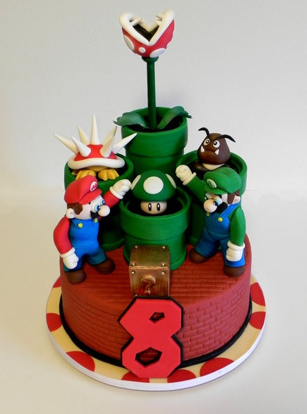 super mario birthday cake 108 best images about mario cakes on 7837