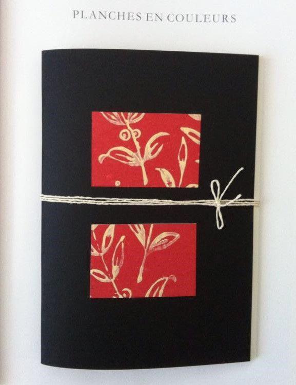 Quaderno Thai - Notebook - Handmade