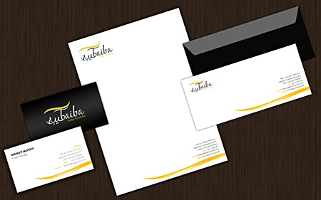 Logo designing & Stationary