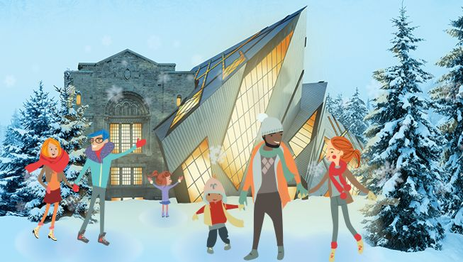 The Museum comes alive for the holiday season with tons of family-friendly, drop-in activities for kids of all ages.