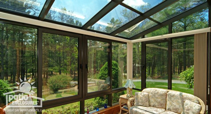 If You 39 Re Adding A Sunroom To Your Home This Summer Consider The Straight Eave Solarium Bronze