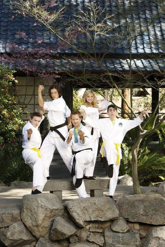 """Kickin' It"" Episode ""Glove Hurts"" Airs On Disney XD April 15, 2013"