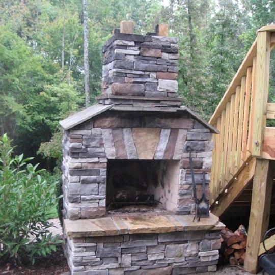 Pinterest for Firerock fireplaces