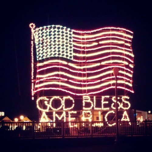 24 American Flag Images Pinterest Christmas Lights Pieamerican Flaggod