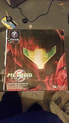 Metroid Prime 2 Echoes - Bonus Disc (Nintendo GameCube, 2004)