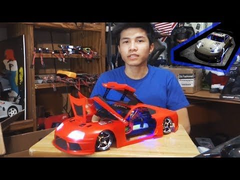 RC Modify 10 | TOYOTA Supra - YouTube