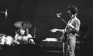 Aynsley Dunbar - Mad drummer with Zappas Mothers of Invention