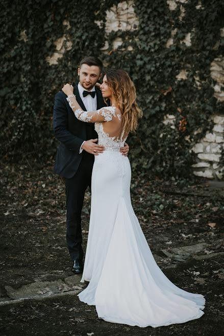 Bardzo dobry Zjawiskowa suknia ślubna Vanessa MillaNova roz. 34 | Używane PZ96