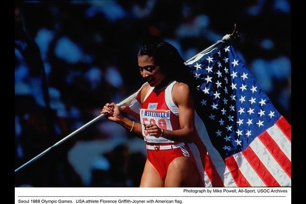 1988 Olympics, Florence Griffith-Joyner