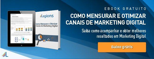 [eBook] Mensurar Campanhas. Iniciou no #marketingdigital agora é hora de medir os resultados. Aprenda como.