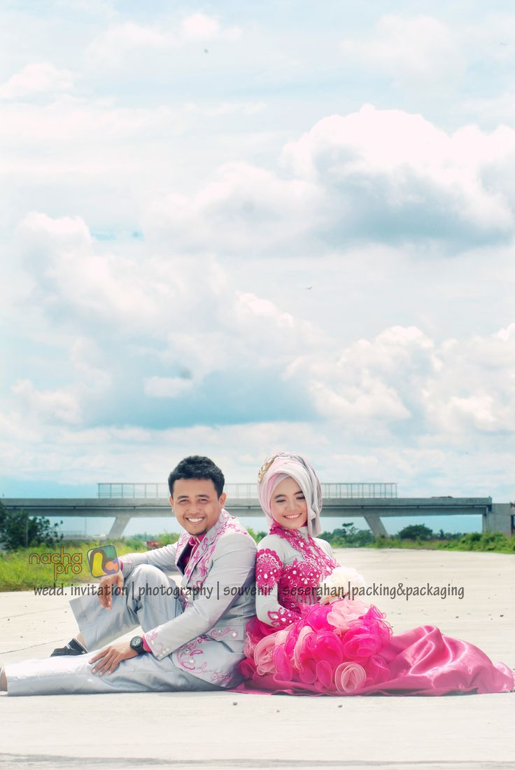 #prewedding #moslem #pink #gown #bride #groom #photography #nachapro #solo #indonesia