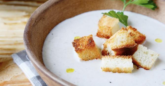 Recette de Velouté léger de radis noir. Facile et rapide à réaliser, goûteuse et diététique. Ingrédients, préparation et recettes associées.