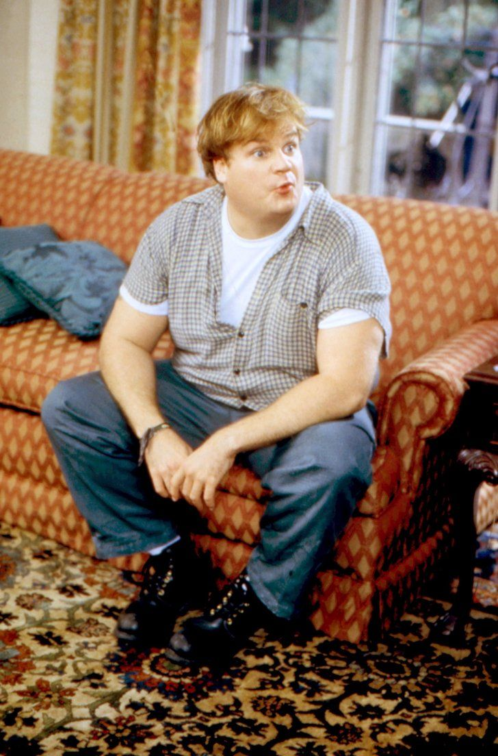 The Most Heartbreaking Thing About Chris Farley's Death Is Everyone Saw It Coming