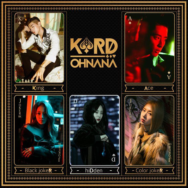 K.A.R.D - Oh Na Na <3