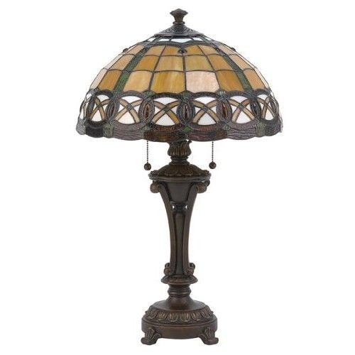 Lite Source C4172 Tiffany Style Table Lamp