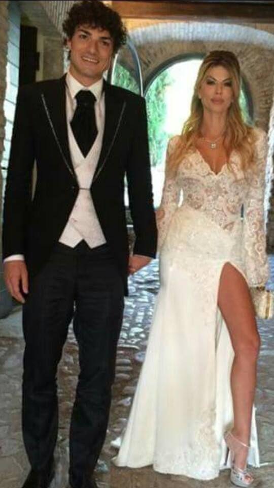 Micol Azzurro e Matteo Contini  matrimonio