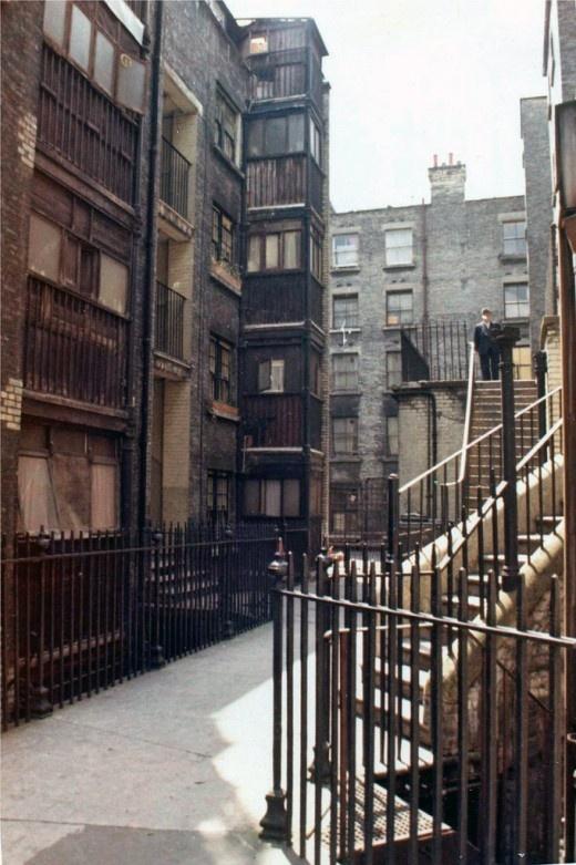 1960s London.