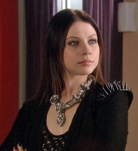 Georgina-Sparks-spiked-louboutin-artemis-bag-gossip-girl-season-6 - this is her bag not her jacket!!