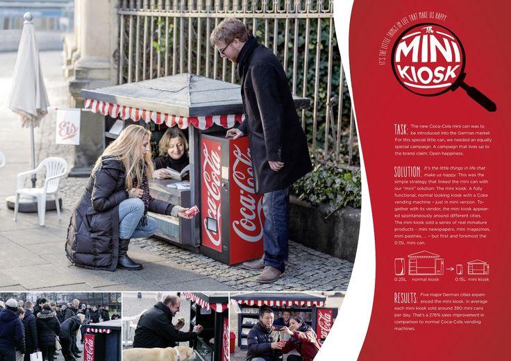 Mini Kiosk - presentation board