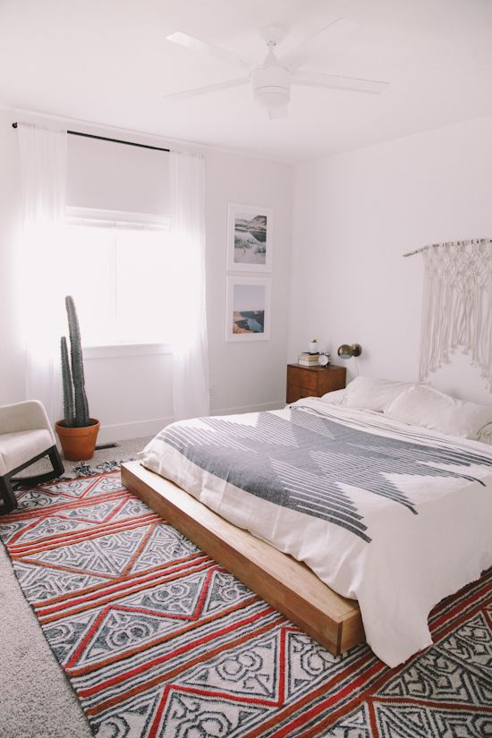 You Guys! I Decorated My Room! This Gets Extra Exclamation Points! Because! Southwestern  BedroomSouthwest ...