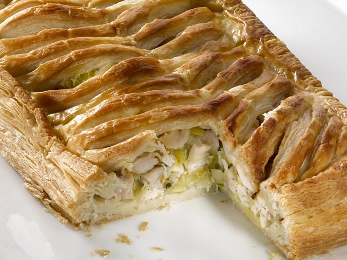 Cheese And Pepper Jalousie Recipe — Dishmaps