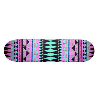 excellent use of both symmetry and cmyk here the design seems to resemble that of - Skateboard Design Ideas