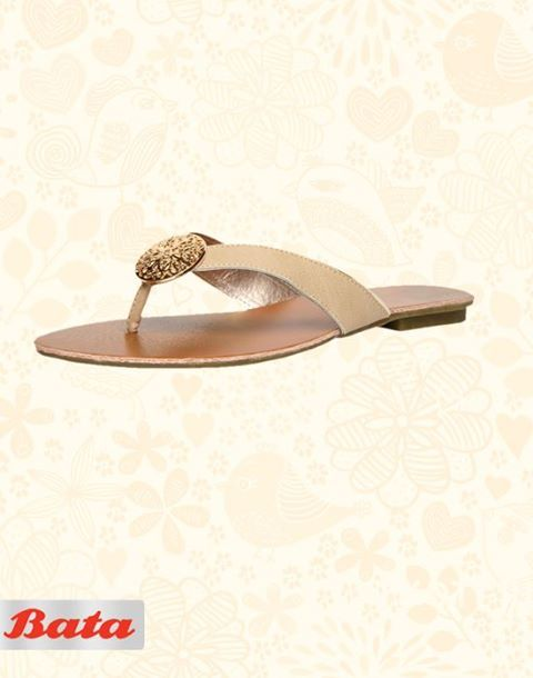 Weddings can be a lot of work. These comfortable flats will help you get through them without breaking a sweat. #BataWedding Fever