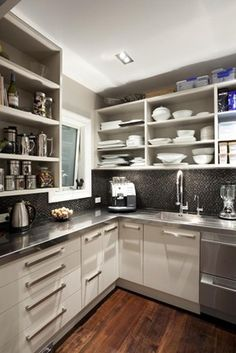 kitchen scullery designs - Google Search