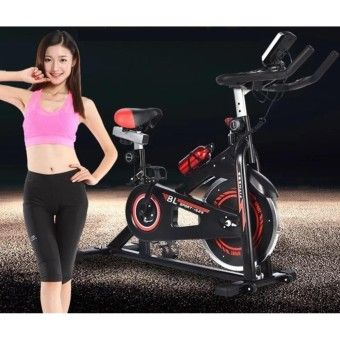 Cheap Peices BL BL Dynamic Wheel Bicycle Spring Exercise Bike For Indoor Cycle Trainer & Gym Workout Fitness With Multifunction Display-BlackOrder in good conditions BL BL Dynamic Wheel Bicycle Spring Exercise Bike For Indoor Cycle Trainer & Gym Workout Fitness With Multifunction Display-Black You save OE702SPAAMY8L6ANMY-48289741 Sports & Outdoors Exercise & Fitness Cardio Equipment OEM BL BL Dynamic Wheel Bicycle Spring Exercise Bike For Indoor Cycle Trainer & Gym Workout Fitness With…