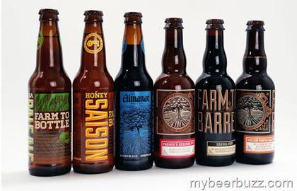 Almanac Beer - New Packaging