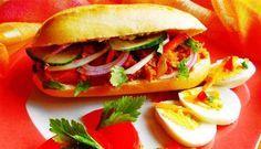 Surinaams eten – Broodje Bakkeljauw