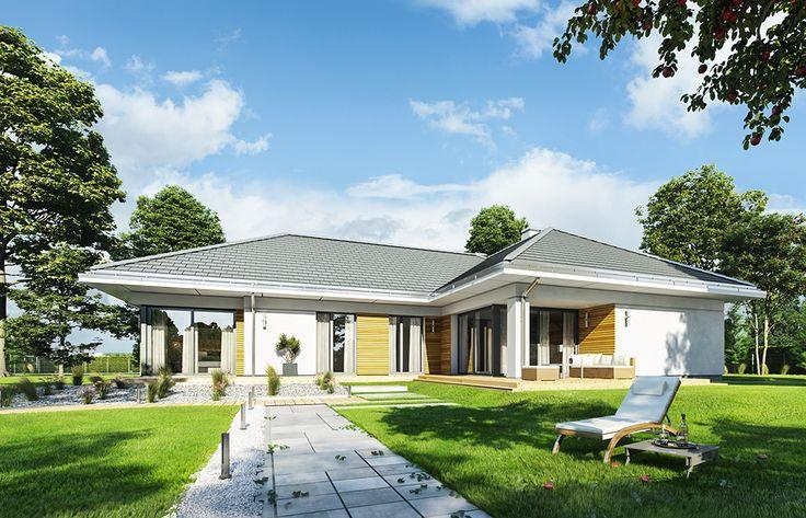 projekt-domu-parterowy-2-wizualizacja-ogrodowa