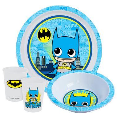 BATMAN KID'S DINNER SET