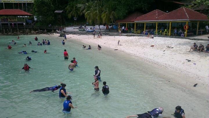 Payar Island marine park, Langkawi