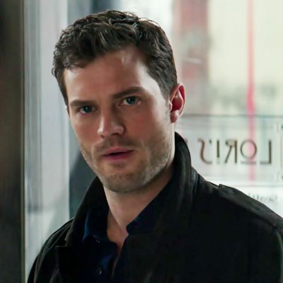 Pissed when he sees Jack at the bar with Ana