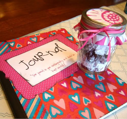 "Activity Days- ""Journaling"" - if you go to her link...she even has the QUESTIONS you can put inside the journal!  Awesome!"