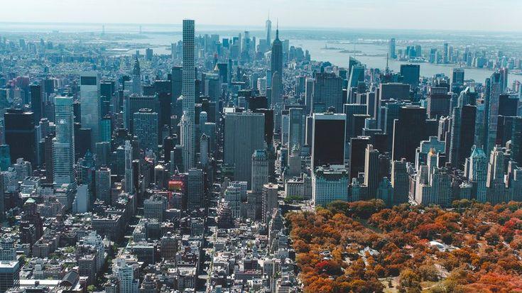 Reichtum: Die Skyline von New York