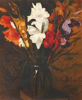 Imperial Gladiolus - Octav Bancila