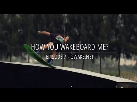 How you Wakeboard me? - Wakeboard - Cable - Tricks - Episode 7 - Gwake.net - http://wakeboardinghq.net/how-you-wakeboard-me-wakeboard-cable-tricks-episode-7-gwake-net/