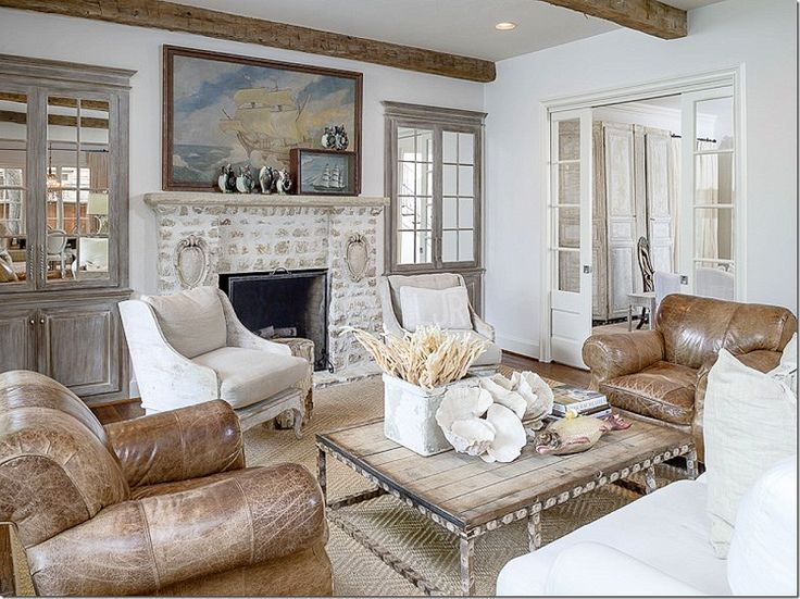 Rustic Chic Family Room 518 best design trend: rustic-modern images on pinterest | living
