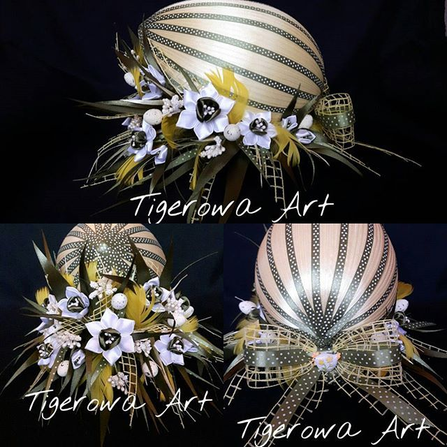 #kanzashi #kanzashiflowers #artist #art #diy #hobby #hobbys #satin #satinribbon #satinribbons #beautiful #beautifull #beauti #kwiaty #flower #flowers #rękodzieło #ozdoba #dekoracjadomu #stroik #christmastime #jaja #jajko #egg #eggs