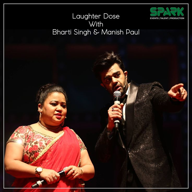 Comedians and we share the same theory, to make fill your special day with lots of laughter & joy.  Its was such a fun having Bharti Singh and Manish Paul to perform at our event.  #SparkEvents #BhartiSingh #ManishPaul #Comedy #WeddingCeremonies #Wedding #Indianwedding #WeddingDaires #Sangeet #WeddingPlanners #ThemeWedding #BigFatIndianWedding #Surat #Gujarat #India