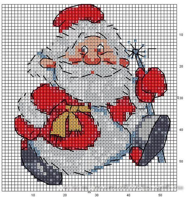 вышивка новогодняя: 14 тыс изображений найдено в Яндекс.Картинках