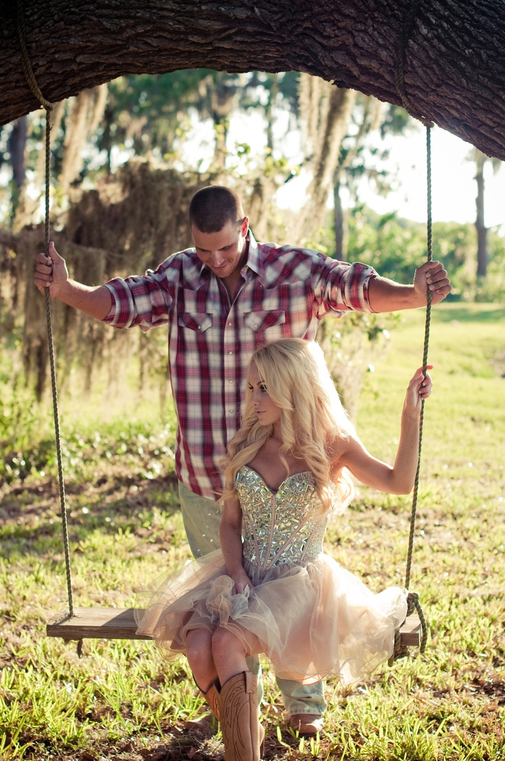 Engagement Country Southern Style Cowboy Boots Wranglers Our Engagement Sesh Pinterest