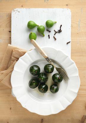 Sweet Figs Σύκο γλυκό του κουταλιού