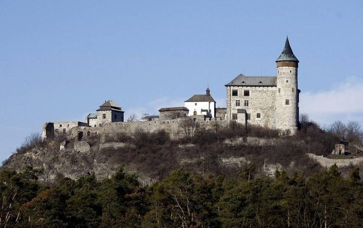 Castle of Kuneticka Hora, Czech Rep.