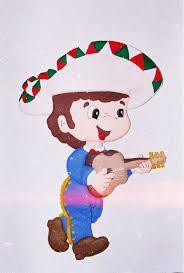 Resultado de imagen para mexicana caricatura