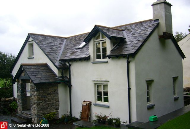 Low Rosthwaite, Near Broughton-In-Furness - new-build cottage.