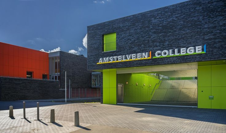Amstelveen College / DMV architects